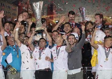 Liga Europejska: Sevilla pokonała Liverpool w finale