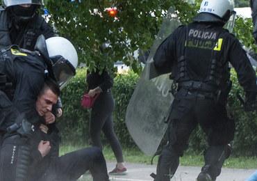 Wrocław: Policjanci, którzy uczestniczyli w zatrzymaniu Igora S., odsunięci od czynności służbowych