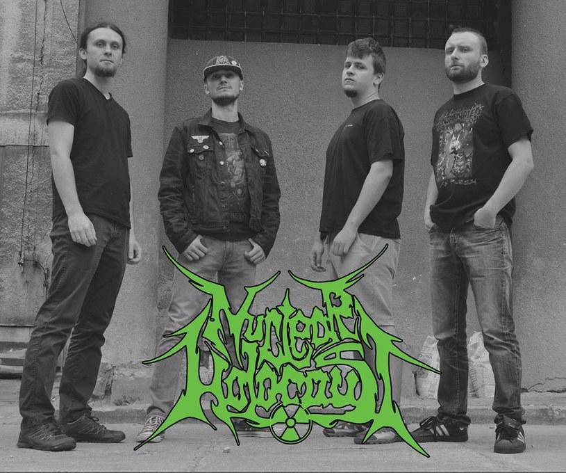 Grindcore'owa załoga Nuclear Holocaust ze Świdnika ujawniła szczegóły premiery debiutanckiej płyty.