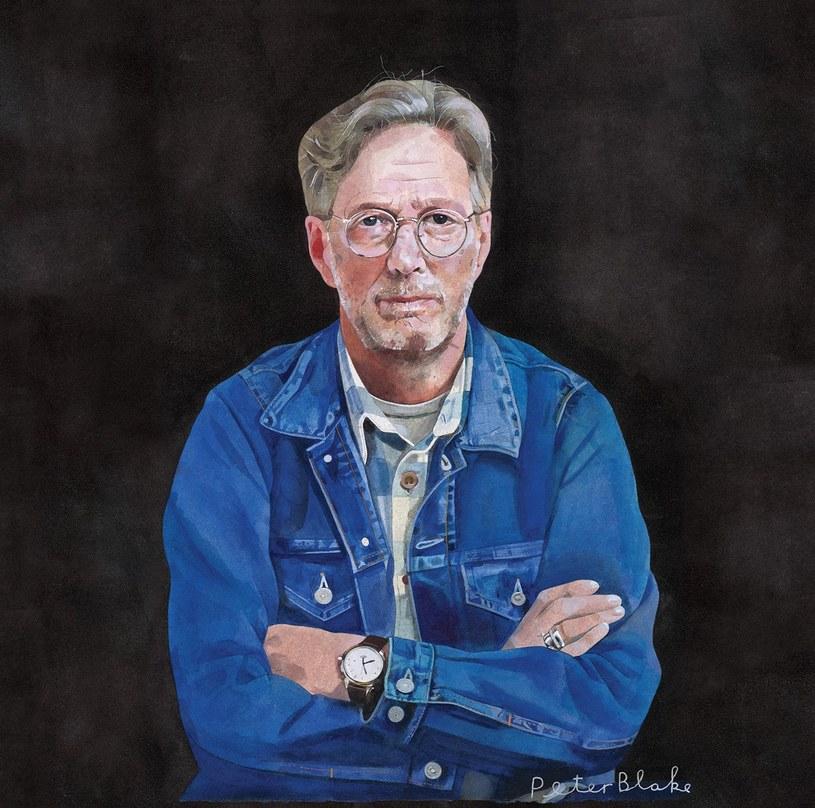 """""""Każdy ma jakiegoś bzika/każdy jakieś hobby ma.""""/Clapton lubi pograć bluesa/aż do znudzenia."""