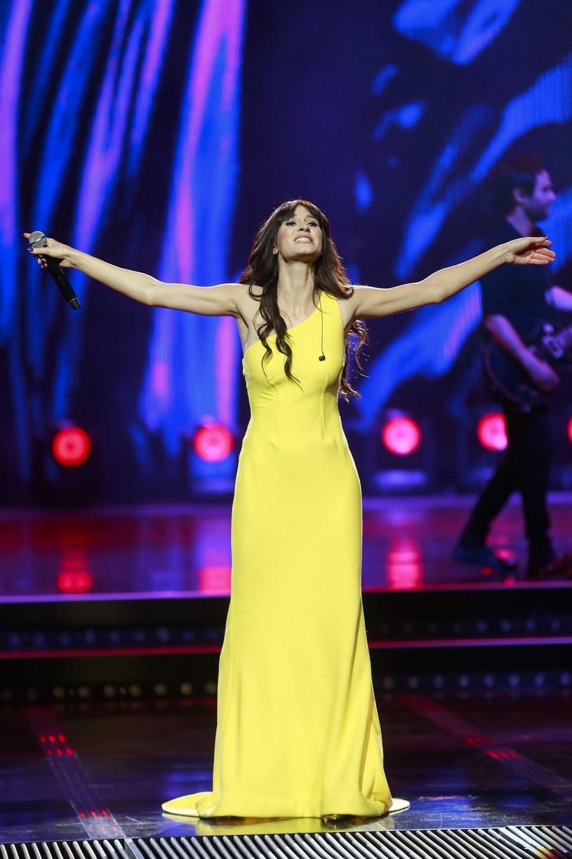 """""""Tamta dziewczyna"""" to pierwszy singel Sylwii Grzeszczak nagrany po urodzeniu córki."""
