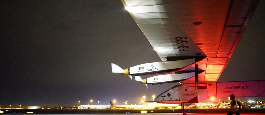 Napędzany energią słoneczną samolot Solar Impulse 2, który w zeszłym tygodniu wylądował w stanie Oklahoma, wyruszył do Dayton w stanie Ohio, w kolejny etap podróży dookoła świata. Lot ma potrwać około 18 godzin.