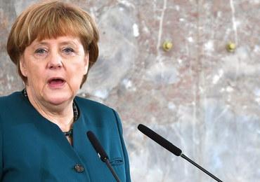 Angela Merkel zaniepokojona sytuacją w Turcji