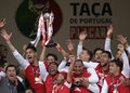 Sporting Braga zdobył Puchar Portugalii