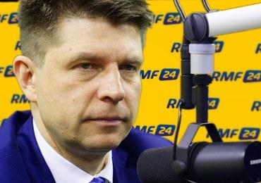 Ryszard Petru: Apeluję do Kaczyńskiego, by rozpisał wcześniejsze wybory