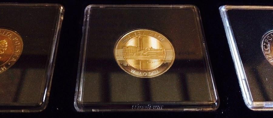 Właśnie weszła do obiegu 5-złotowa moneta z wizerunkiem łódzkiego, zabytkowego osiedla fabrykanckiego - Księży Młyn. Nakład to 1 200 000 sztuk, a każdy z krążków ozdobiony jest widokiem dawnej przędzalni Karola Scheiblera z charakterystycznym kominem.