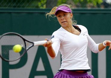 French Open: Porażka Linette ze Szwedką Larsson