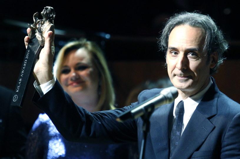 Wybitny francuski kompozytor muzyki filmowej, laureat Oscara Alexandre Desplat odebrał we wtorek w Katowicach Nagrodę im. Wojciecha Kilara. Uroczystość odbyła się podczas koncertu inaugurującego 9. Festiwal Muzyki Filmowej.
