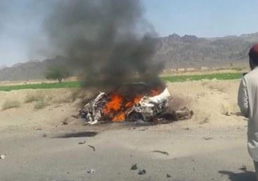 Szef afgańskich talibów zginął w ataku drona. Organizacja wybrała nowego lidera
