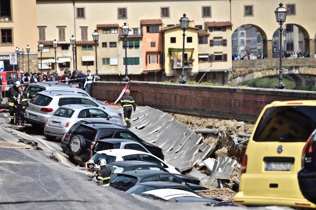 PAP/EPA/MAURIZIO DEGL' INNOCENTI