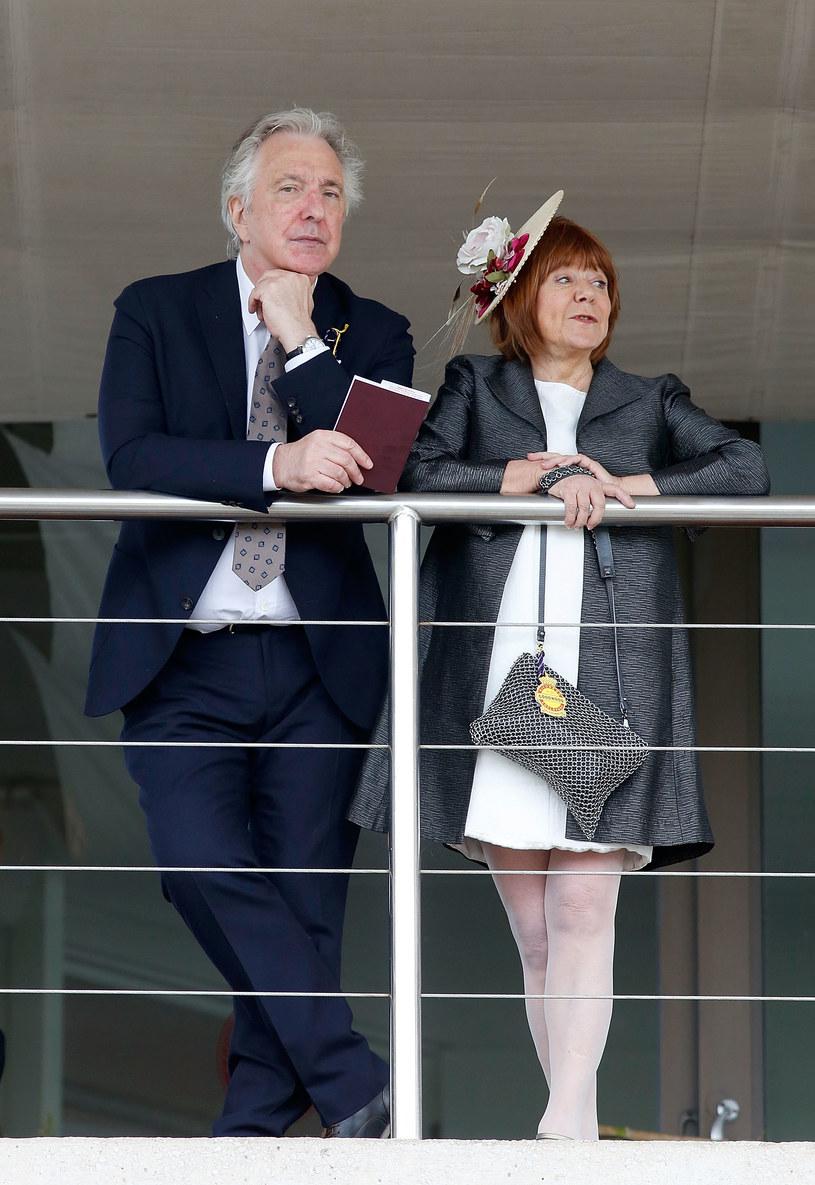 """6 milionów dolarów zostawił w spadku swojej małżonce zmarły na początku roku brytyjski aktor Alan Rickman  - wynika z informacji brytyjskiego tabloidu """"Daily Mirror""""."""