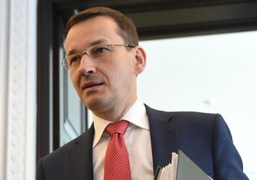 Morawiecki: Timmermans docenia nasze wysiłki ws. Trybunału Konstytucyjnego