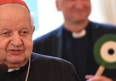 Kard. Stanisław Dziwisz podczas procesji Bożego Ciała wzywał do jedności