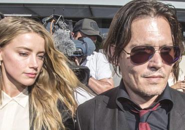 Johnny Depp się rozwodzi. Amber Heard złożyła pozew 3 dni po śmierci matki aktora