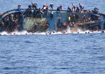 Libia: Zatonęła łódź z uchodźcami. Kilkadziesiąt osób zginęło