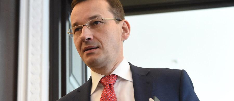 Polska wezwała Komisję Europejską do wycofania projektu zmian w dyrektywie o pracownikach delegowanych. Wicepremier, minister rozwoju Mateusz Morawiecki mówił w Brukseli, że przyjęcie projektu osłabi swobodę świadczenia usług w UE.