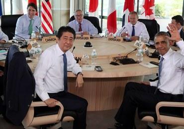 Liderzy G7: Brexit byłby poważnym zagrożeniem dla światowej gospodarki