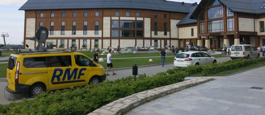 Piłkarz Sevilli Grzegorz Krychowiak dotarł do Arłamowa, gdzie reprezentacja Polski przebywa na zgrupowaniu przed Euro 2016. W piątek rano natomiast miała miejsce kontrola antydopingowa.