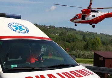 Seria wypadków w Tatrach. TOPR ostrzega: Warunki w górach wciąż są bardzo trudne