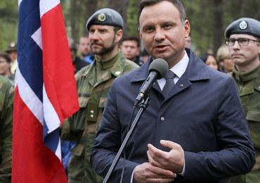 Polacy dobrze rozumieją polityczne uwarunkowania prezydenta Dudy