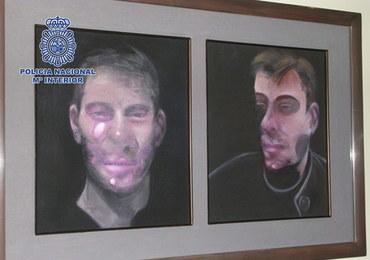 Kradzież obrazów Francisa Bacona wartych 25 mln euro: Zatrzymano siedem osób