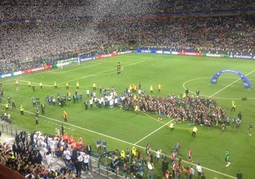 Wielkie emocje, wielka zabawa - finał Ligi Mistrzów, czyli festiwal futbolu