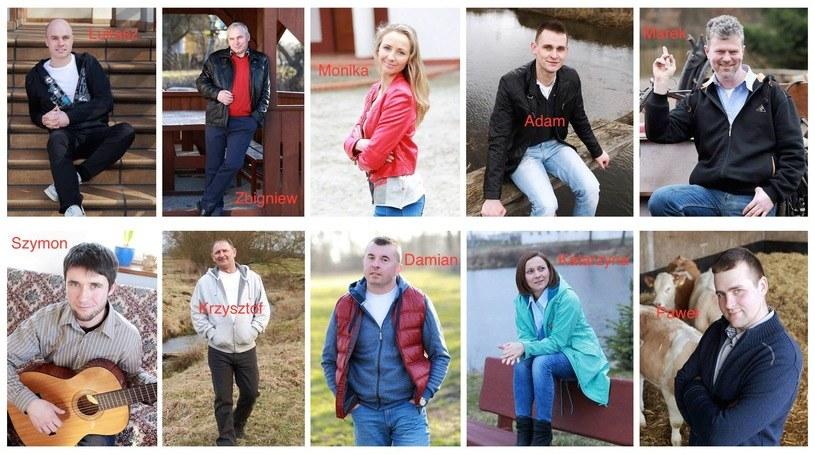 """Ponad 2,5 tysiąca osób przysłało listy do uczestników trzeciej edycji programu """"Rolnik szuka żony"""". Zdjęcia do popularnego telewizyjnego show już się rozpoczęły."""