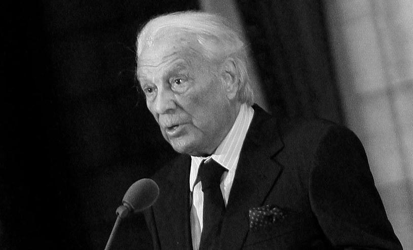 """Włoski aktor Giorgio Albertazzi, znany z roli w filmie """"Zeszłego roku w Marienbadzie"""", zmarł 28 maja w wieku 92 lat."""