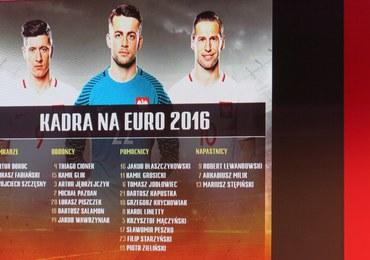 Oto drużyna Adama Nawałki. Kto strzelił najwięcej goli? Kto jest najstarszy, a kto najmłodszy?