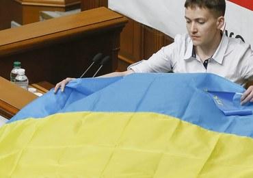 Sawczenko w parlamencie: Wróciłam i włączam się do pracy