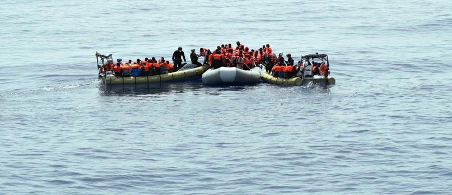 Dwóch Brytyjczyków przemycało ludzi - to wynik wstępnego dochodzenia w sprawie pontonu przechwyconego u wybrzeży Anglii. Znajdowało się na nim 20 osób, w tym 18 nielegalnych imigrantów z Albanii.