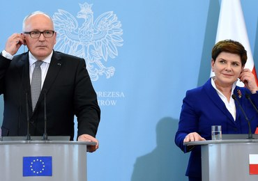 Komisja Europejska: Dialog z Polską trwa. W środę decyzja o ewentualnych dalszych krokach