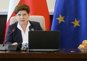 Rozmowa Szydło - Timmermans. Rzecznik rządu: Premier przedstawiła stan prac dot. TK