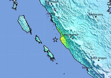 Silne trzęsienie ziemi u wybrzeży Sumatry. Nie ma ostrzeżenia przed tsunami