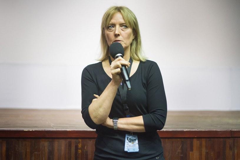 """Hanna Polak, autorka dokumentu """"Nadejdą lepsze czasy"""" - o ludziach żyjących na podmoskiewskim wysypisku śmieci, walczących o przetrwanie i o własną godność - otrzymała nagrodę dla najlepszego reżysera na 15. Międzynarodowym Festiwalu Filmowym Imagine India w Madrycie."""