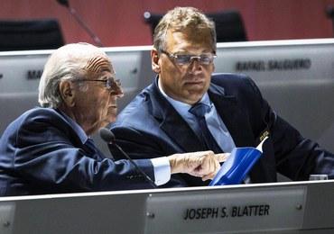 Afera w FIFA: Blatter, Valcke i Kattner przyznawali sobie ogromne premie. Przejęli 80 mln dolarów