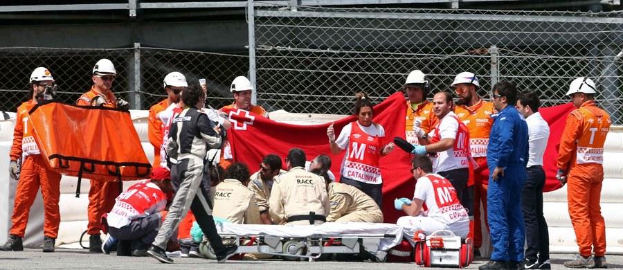 Hiszpański motocyklista Luis Salom zginął w wypadku podczas drugiego treningu przed Grand Prix Hiszpanii, siódmą eliminacją mistrzostw świata. 24-letni zawodnik rywalizujący w klasie Moto2 został przewieziony do szpitala, ale nie udało się go uratować.