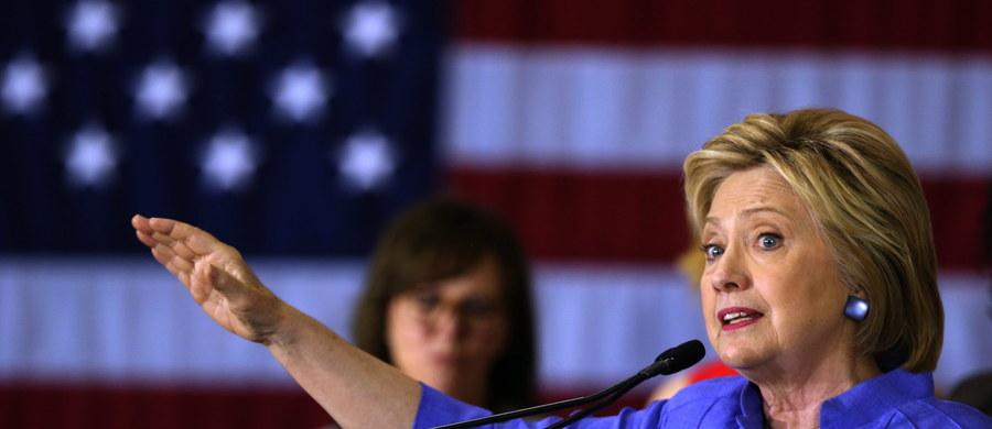 """Na kilka dni przed prawyborami, które odbędą się we wtorek w Kalifornii, wpływowy """"Los Angeles Times"""" udzielił poparcia Hillary Clinton ubiegającej się o nominację Partii Demokratycznej na jej kandydatkę w listopadowych wyborach prezydenckich w USA. Dziennik zdecydowanie stanął po stronie byłej amerykańskiej sekretarz stanu, zwracając się wprost do wyborców, aby na nią głosowali, bo """"lepiej niż Bernie Sanders zna problemy wewnętrzne i zagraniczne Stanów Zjednoczonych"""" oraz """"ma większe szanse osiągania celów, do jakich oboje dążą""""."""