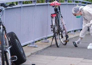 Strzelanina w Hamburgu: Sprawca zabił rowerzystę, potem ostrzelał auto z dzieckiem w środku