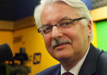 Witold Waszczykowski: Nie interesuje mnie opinia KE. Jest jednostronna