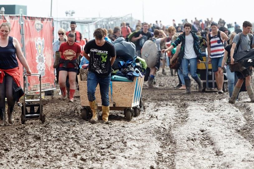 Ze względów pogodowych odwołano ostatni, trzeci dzień festiwalu Rock am Ring w Niemczech.