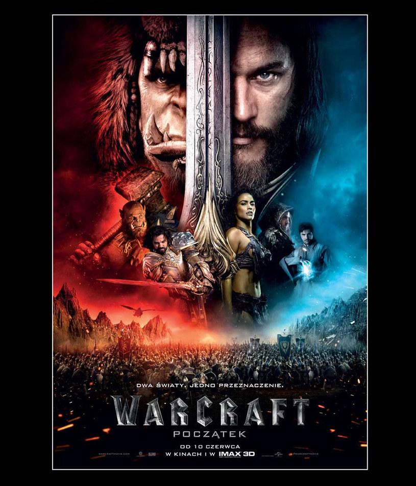 """Fani gier komputerowych doczekali się w końcu ekranizacji kultowej serii """"Warcraft"""". Od 10 czerwca widzowie będą mogli na wielkim ekranie uczestniczyć w starciu zwaśnionych królestw ludzi i orków w produkcji """"Warcraft: Początek""""."""