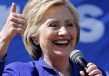 """Clinton zapewniła sobie nominację prezydencką Demokratów. """"Jesteśmy u progu historycznego momentu"""""""