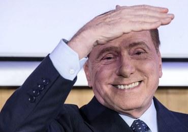 """Silvio Berlusconi w szpitalu. """"Niewydolność serca"""""""