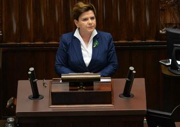 Premier w Sejmie: Dzieci są bezpieczne w Centrum Zdrowia Dziecka