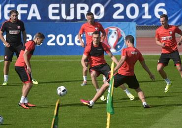 Euro 2016: Środowy trening biało-czerwonych