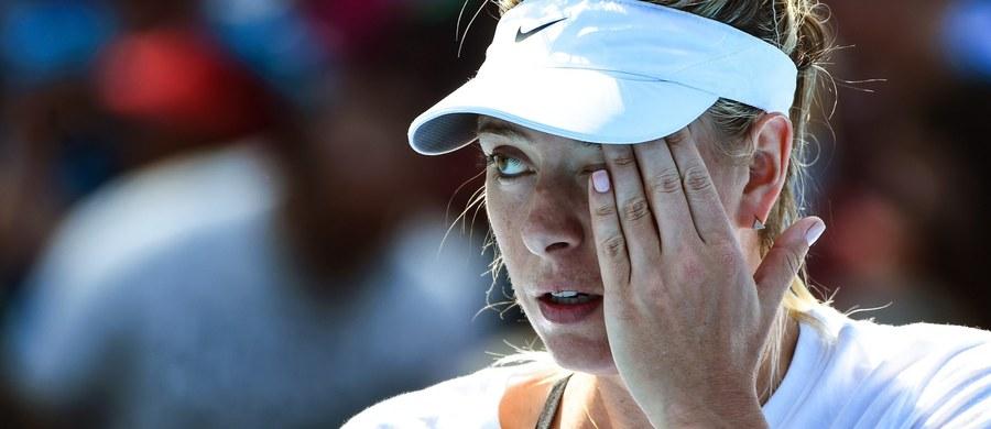 Rosyjska tenisistka Maria Szarapowa została zdyskwalifikowana na dwa lata za stosowanie dopingu. W marcu sportsmenka przyznała, że miała pozytywny wynik testu antydopingowego na meldonium.