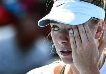 Maria Szarapowa zdyskwalifikowana na dwa lata za doping
