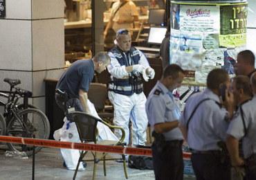 """Izrael zapowiada """"ofensywne działania"""" po ataku w Tel Awiwie"""