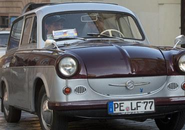 Trabant z 1979 roku uratowany! Motoryzacyjna perełka nie zostanie zezłomowana